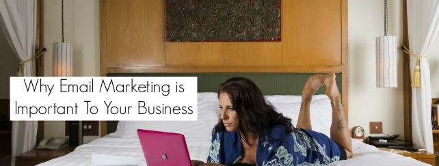 Why Email Marketing is Important To Your Business
